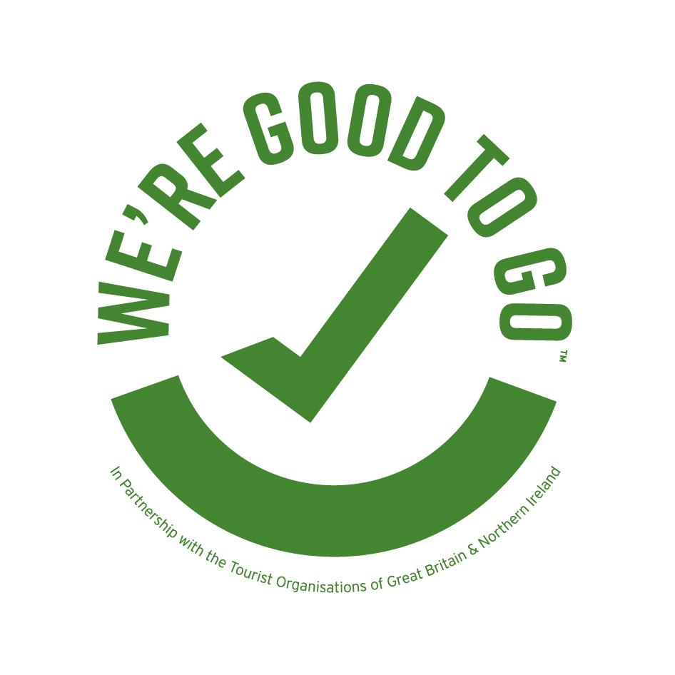 Visit Britain Good To Go Accreditation